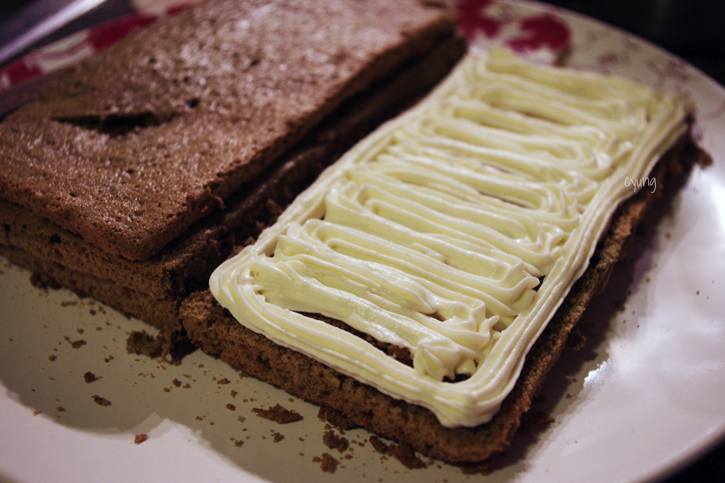 Castella Cake Nyc