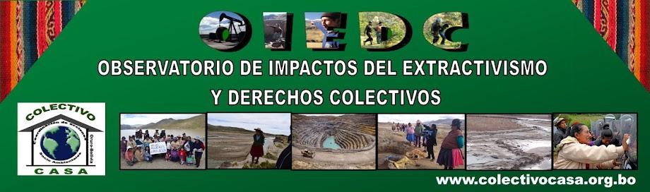 Observatorio de Industrias Extractivas y Derechos Colectivos