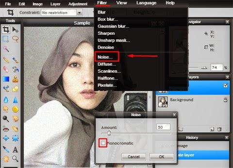 Cara Membuat Foto Jadi seperti Lukisan Online