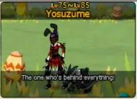 Yosuzume Ninja Saga 2012