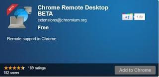 Google Sediakan Ekstensi Kontrol Jarak Jauh Buat Chrome