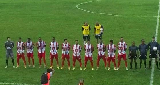 Botafogo vence o Jequié por 2 a 0 em Senhor do Bonfim