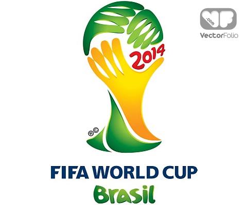World Cup 2014 Logo Design. brazil world cup logo 2014.