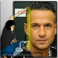 Mike Sorrentino Height - How Tall