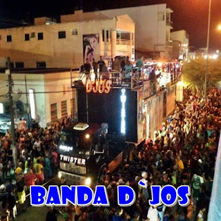 Baixar CD - Banda D´Jos - Ao Vivo Carna Tobias - 01.02.2016