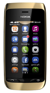 Nokia Asha 308 - Full Phone Specifications