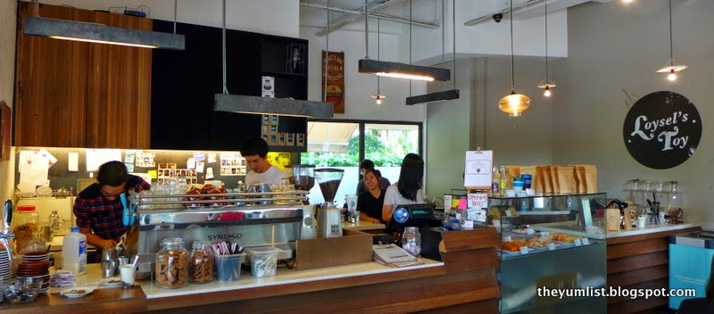 Loysel's Toy, Coffee and Brunch, Singapore