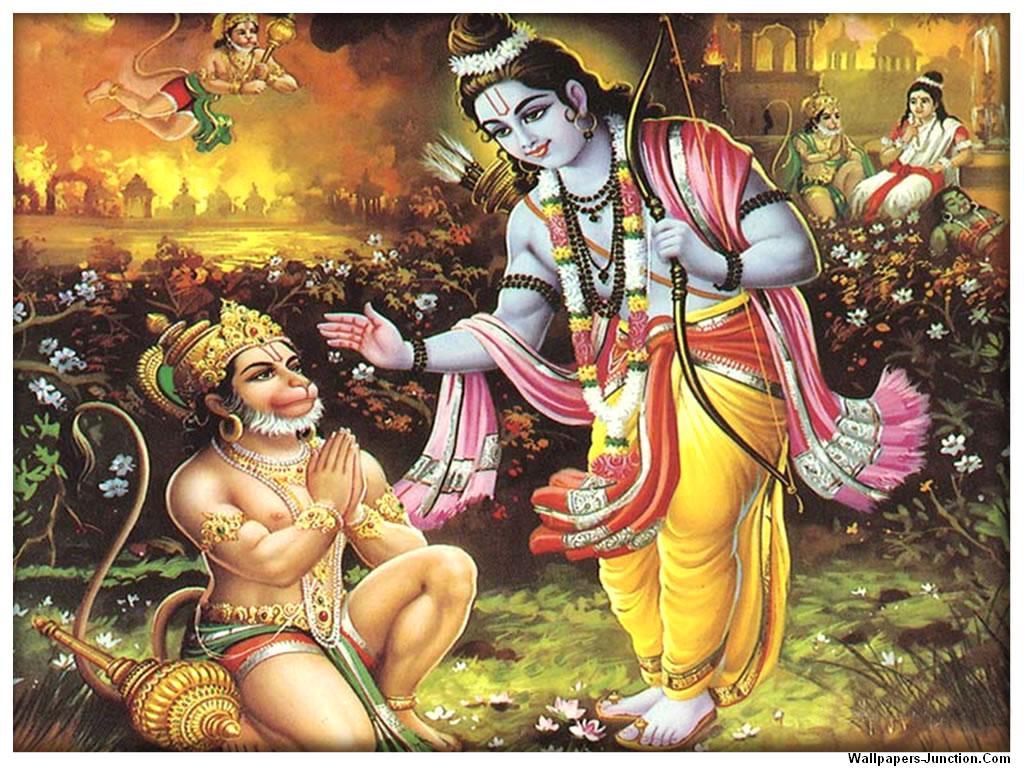 Ram Bhakt Hanuman P O Gallery Wallpaper Pictures