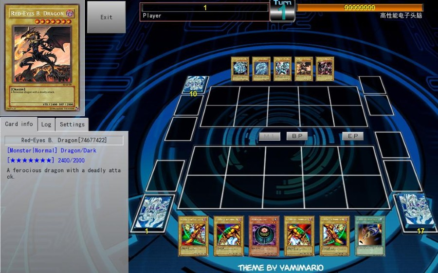 free trading card games online no download