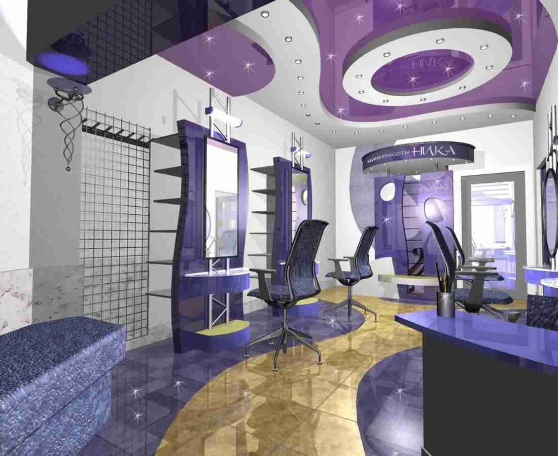 Parukeri hair salon felice del colore for Interieur stylist