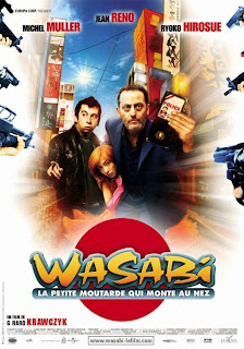 Watch Wasabi (2001) movie free online