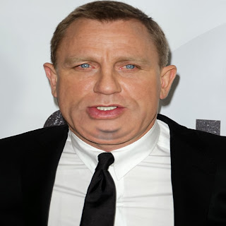 #fat007 Daniel Craig Friday Funny