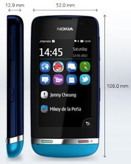 Nokia Asha 311, specs price and overview, image of nokia asha 311