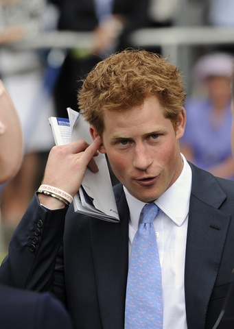 Prince Harry, Las Vegas,
