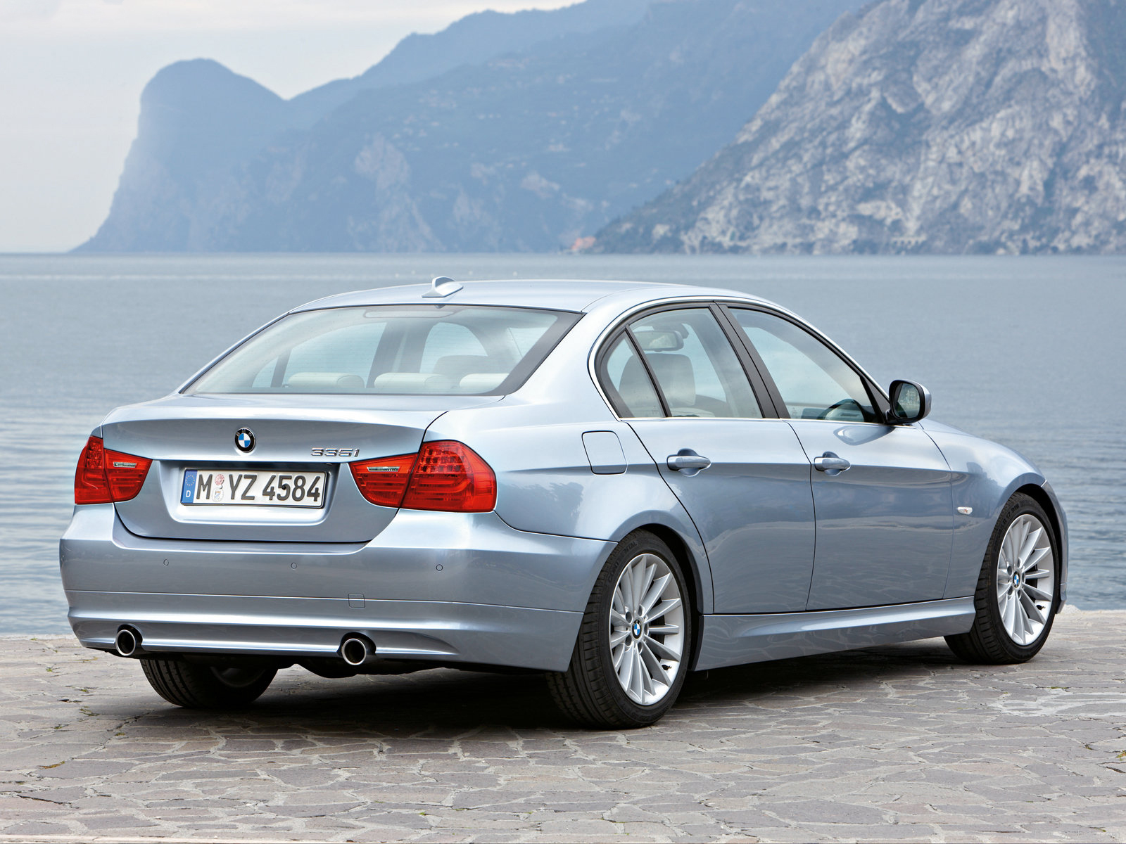 Automotive Database Bmw 3 Series E90