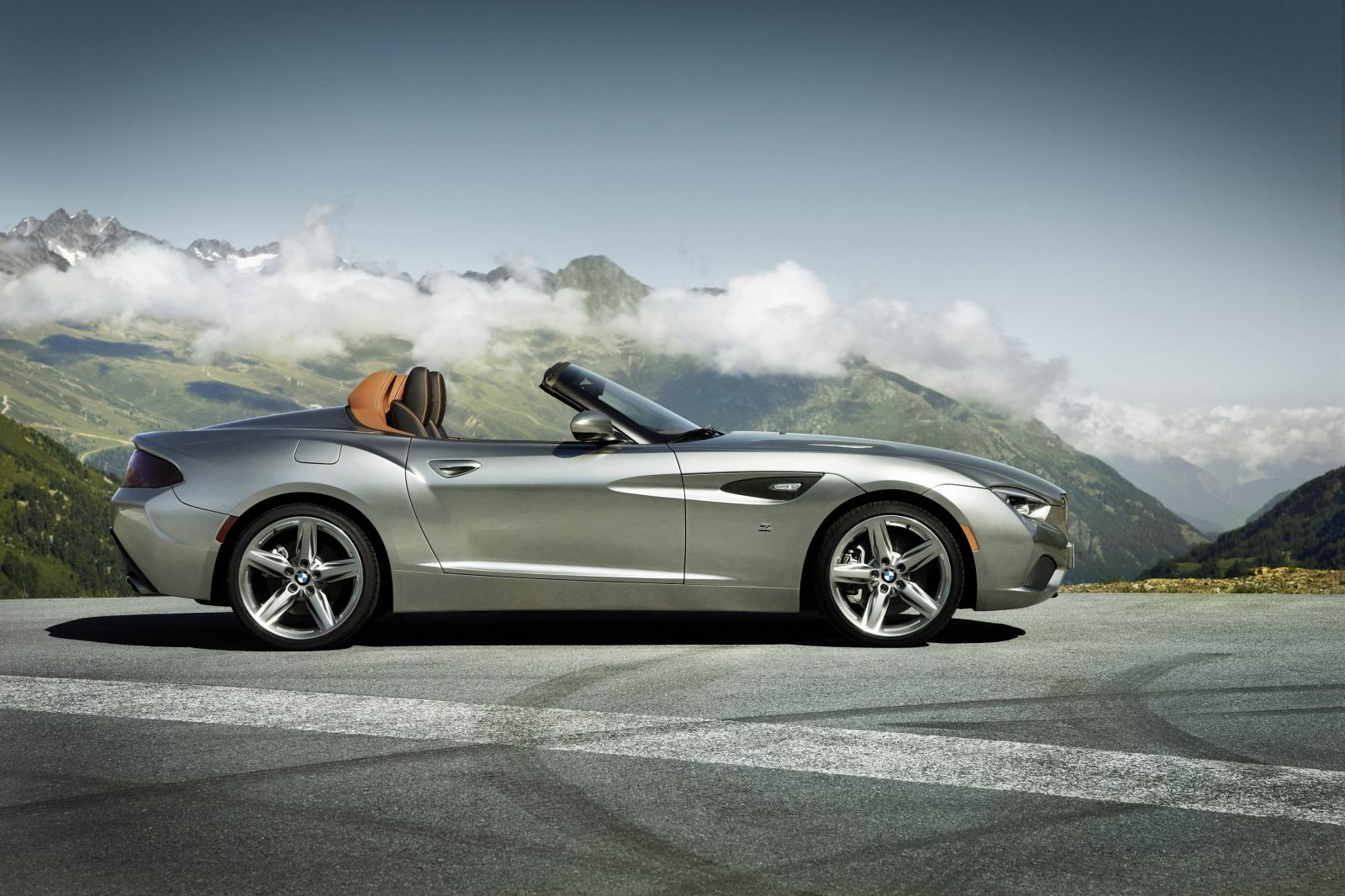 Horse Power On Wheel 2012 Bmw Z4 Combines Comfort And