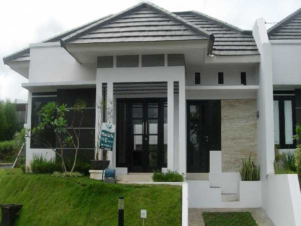 gambar rumah type 36 minimalis modern sederhana 2014