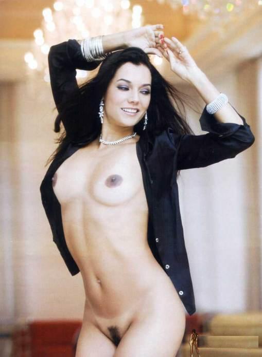 Saiu Em Fotos Pelada Na Playboy De Fevereiro