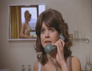 Sally Geeson in 'Carry On Abroad'