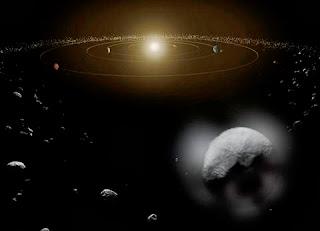 Ευρωπαίοι και Αμερικανοί αστρονόμοι ανακάλυψαν νερό στον πλανήτη - αστεροειδή «Δήμητρα»