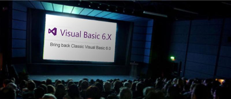 Visual Basic 6.0 community