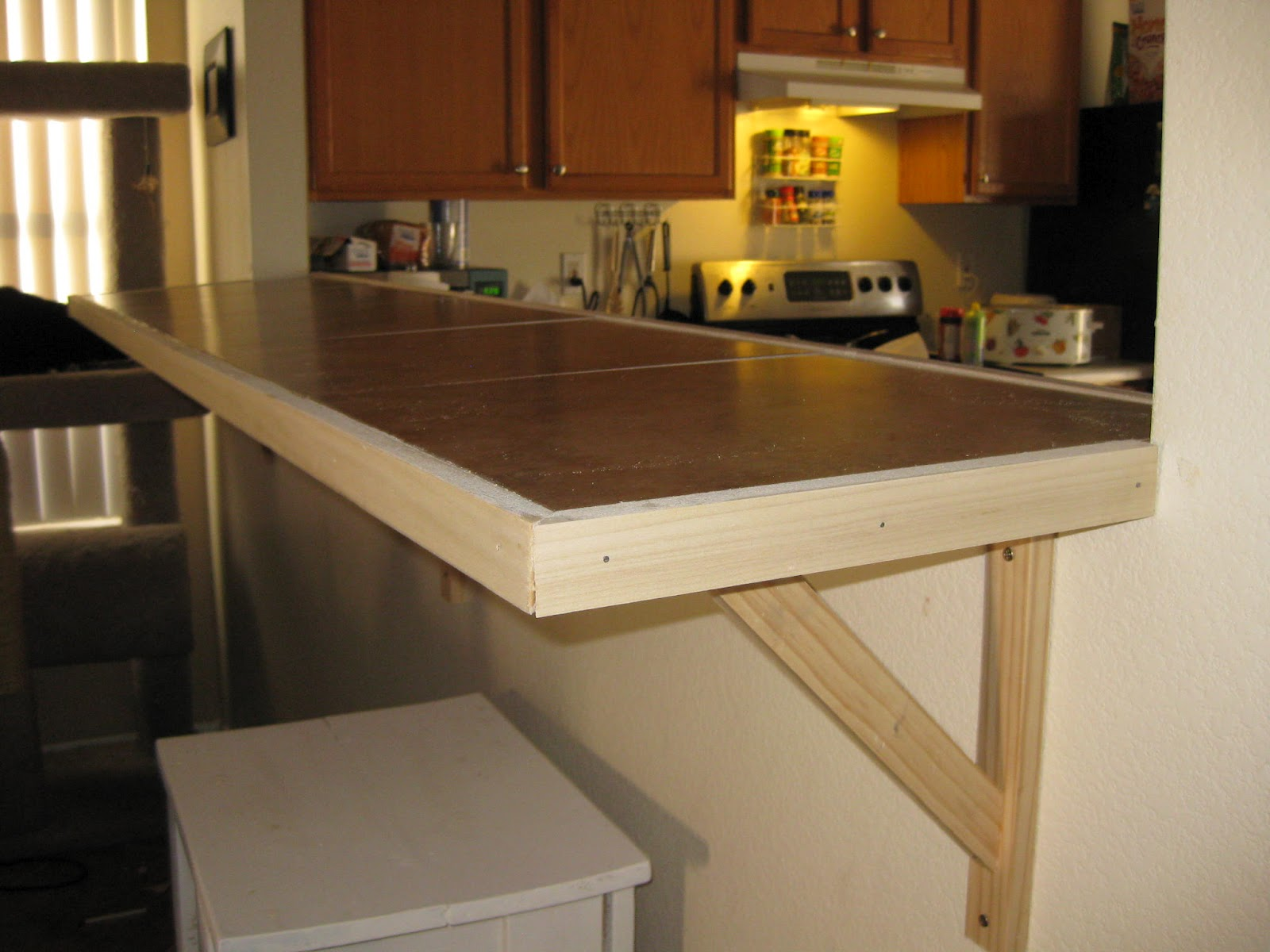 Awesome Kitchen Island Made Out Of Pallets Taste # Diy Pallete Cuisine