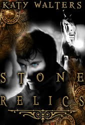 Stone Relics by Katy Walters - Sponsored Book