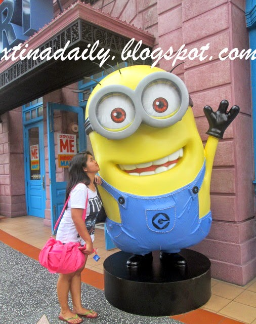 Minion in USS