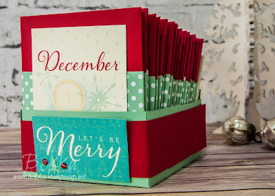 An Update on my Hello December Daily Album - check out the work in progress here
