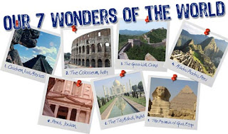 new 7 wonders of the world, is the 7 wonders a scam