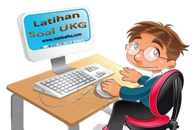 Latihan Soal UKG dan Kunci Jawabannya terkait Materi IPA