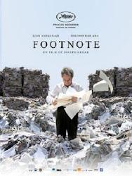 Baixar Filme Footnote (Dual Audio) Online Gratis