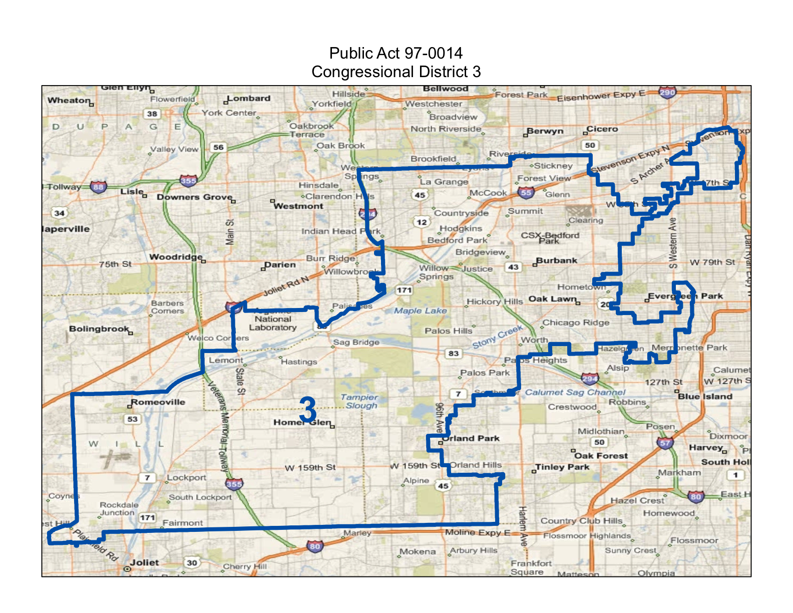 Will County Politics October - Illinois 13th congressional district