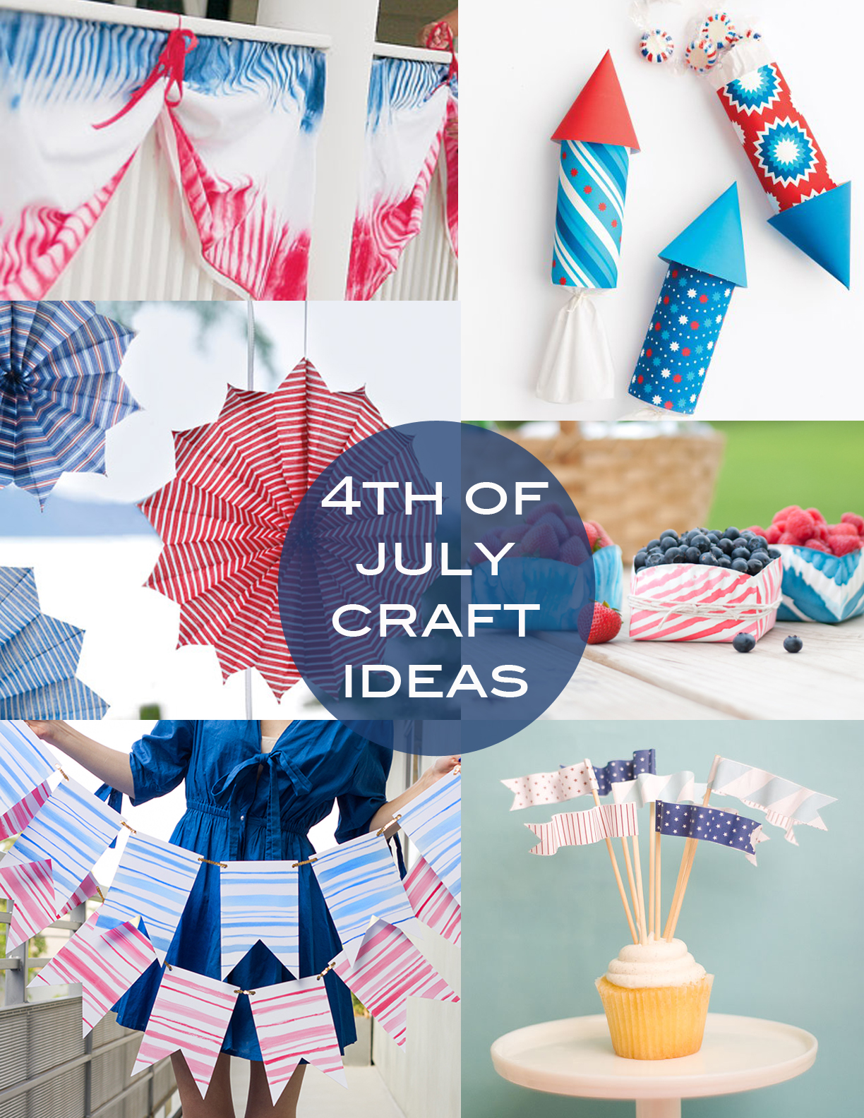 Love th of july craft ideas tell and party