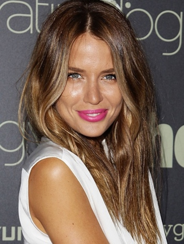 hair color suits the hue you have now? Tell us your dream winter hair ...