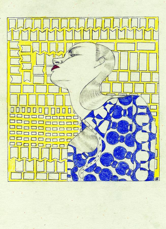 Artaksiniya drawing