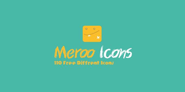 أيقونات ميرو لتصميم الفوتوشوب 2014 Meroo-Icons.png