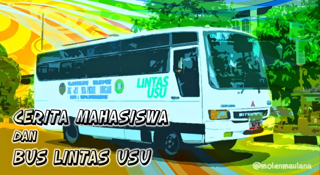 Bus Lintas USU