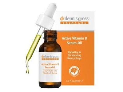 Active Vitamin D Serum Oil