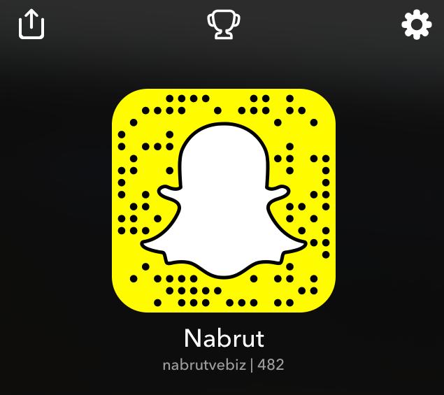 Snapchat Adresim