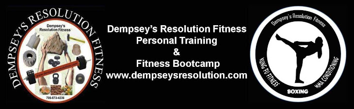 Dempsey's Resolution Fitness