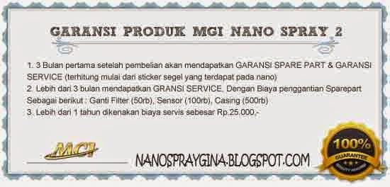 Nano, Spray, Produk, Perawatan, Kulit, Untuk, Seluruh, Keluarga
