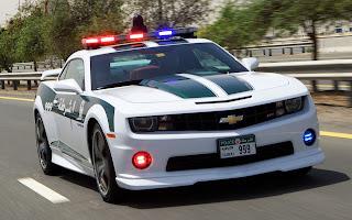 kereta polis dubai