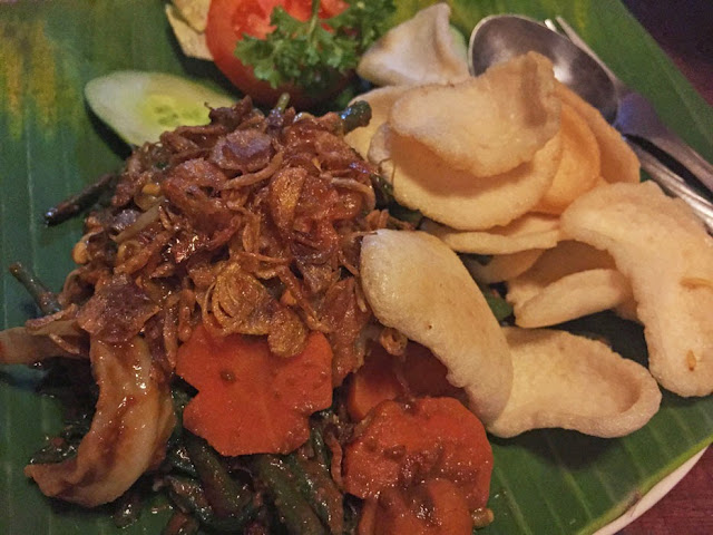 Bali cibo