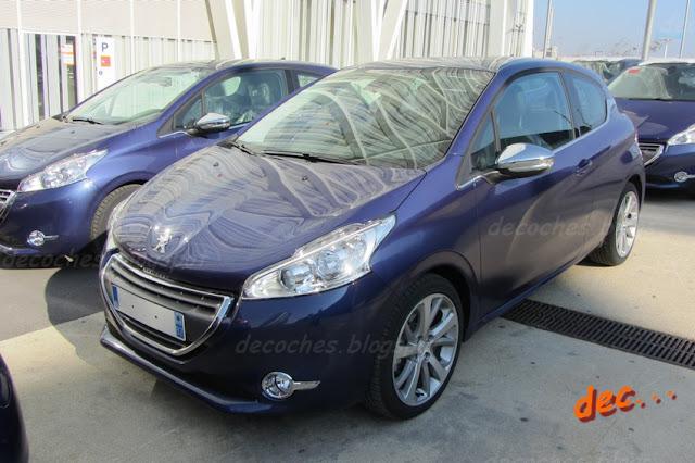 2012 - [Peugeot] 208 - berline [A90/1] Imagen+210