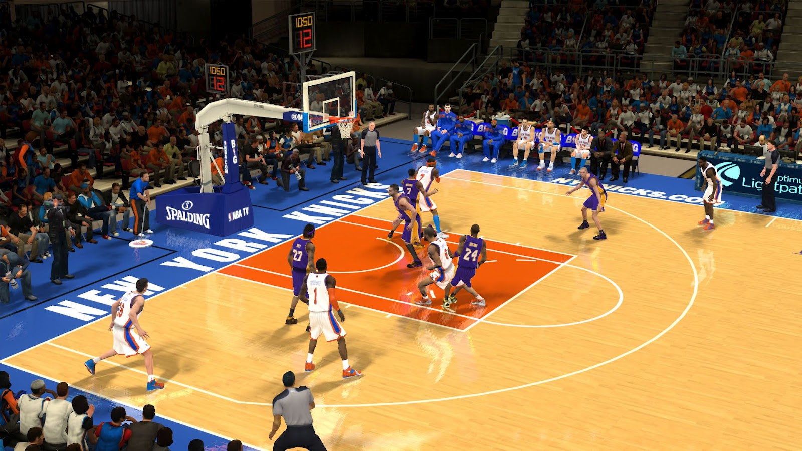 nba live 2000 how to install couirts