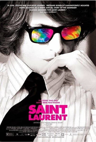 Film Saint Laurent 2015 Bioskop