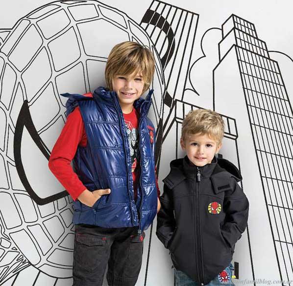 abrigos niños falabella invierno 2013