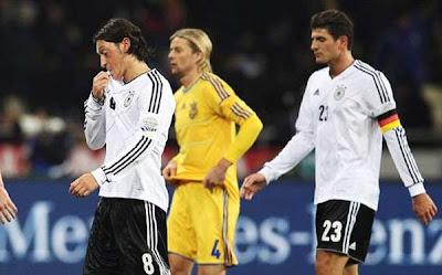 Ukraine 3 - 3 Germany (1)