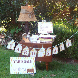 Yard Sale How To Instructions